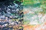 Projekt: Colors in black Kunde: Privat Umfang: Aquarell _ 420x300mm